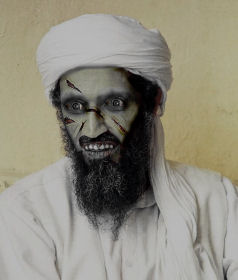 Osama's rotting copse