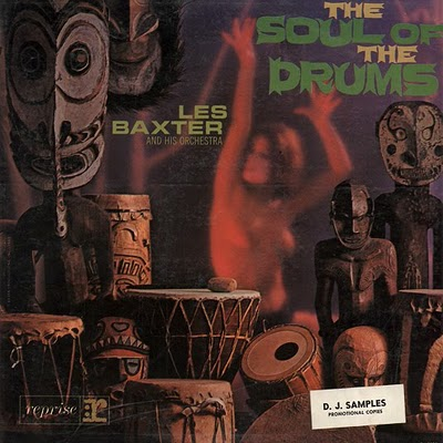 Soul of the Drums album cover