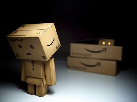 sad amazon box is sad